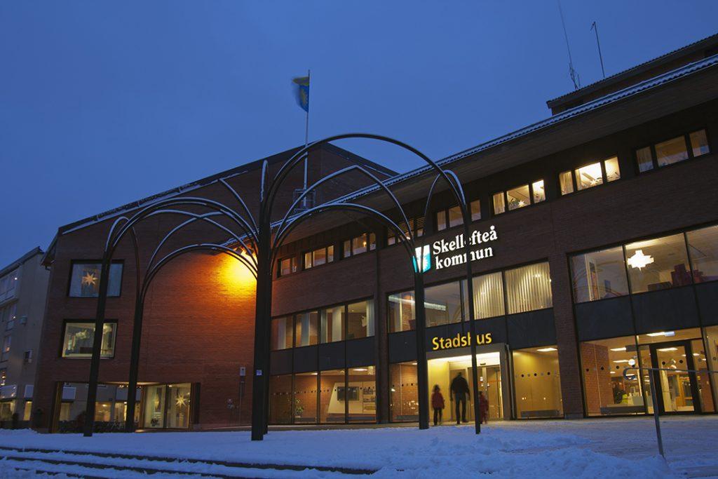 Skellefteå kommun Personalarkiv